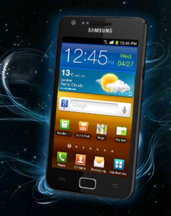 Samsung Galaxy S II sells 3 million in 55 days