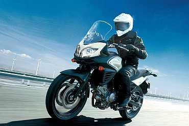 Suzuki V Strom 650 ABS