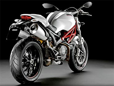 Photos: The Ducati Monster sells for Rs 7.99 lakh