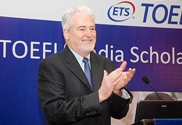 Dr. Walt MacDonald, Executive Vice President, ETS