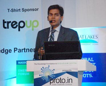 Amit Jain of Techno Purple IT Solutions Pvt Ltd