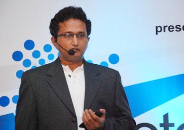 Balasubramanyam Mohan of Syndeon Technologies