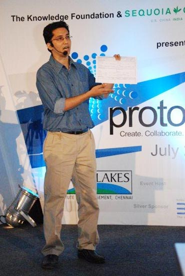 Sameer Segal of Artoo IT Solutions Pvt Ltd