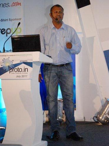 Sarath Babu of Fermentech Biologies