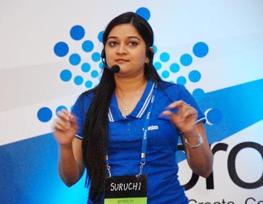 Suruchi Wagh of Next Leap