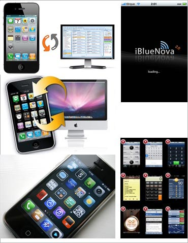 A collage of 5 features that Apple must copy from jailbreakers