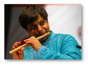 Shashank a promising young flautist that Indianuance manages