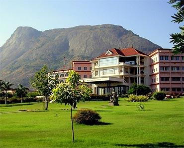 Campus of Amrita School of Business in Coimbatore