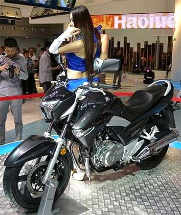 Suzuki GW 250 is also know as Suzuki B King