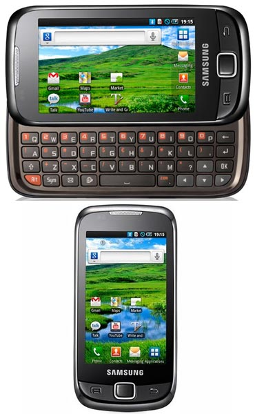 Samsung I5510 Galaxy 551