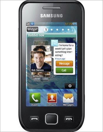 Samsung S5253 Wave 525