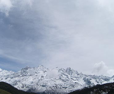 Photos: My trek to Sikkim
