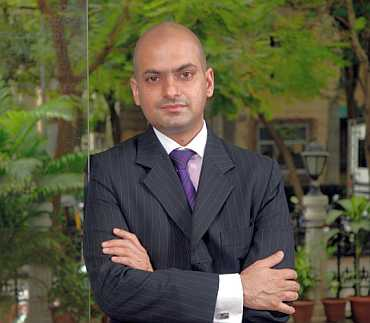 Anshu Kapoor, senior vice president -- Wealth Advisory and Investment Services, Edelwei