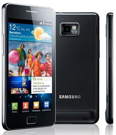 Samsung Galaxy S II (I9100