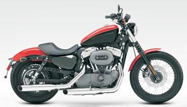 Harley Davidson's Sporster
