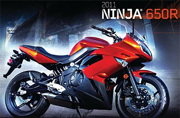 Ninja 650R