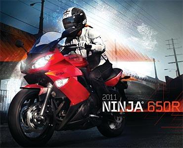 Ninja 650R