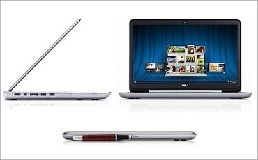 PIX: World's thinnest 15-inch laptop, Dell XPS 15z