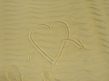 Declarations in the sand