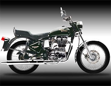 Royal Enfield Bullet Electra