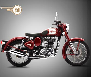 Royan Enfield Classic 350