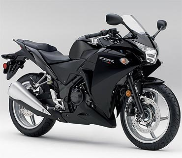 Bikes Without Gear In India Honda CBR R