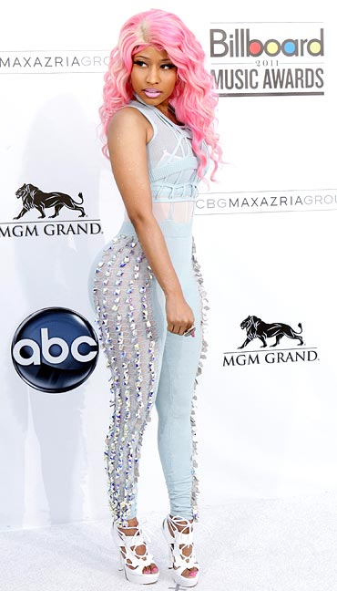 If you have a large behind like popster Nicki Minaj, cellulitis may be a problem