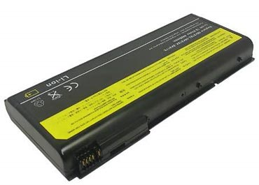 High capacity laptop battery