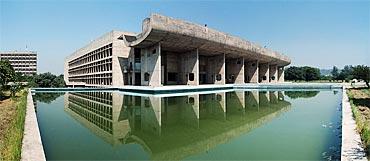 Chandigarh Secretariat