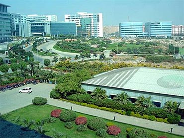 HITECH city, Hyderabad