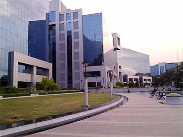 Magarpatta Cyber City, Pune