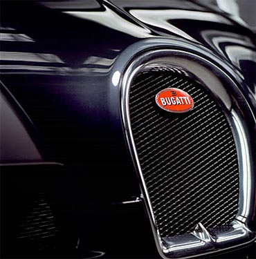Bugatti Veyron: World's FASTEST commercial car