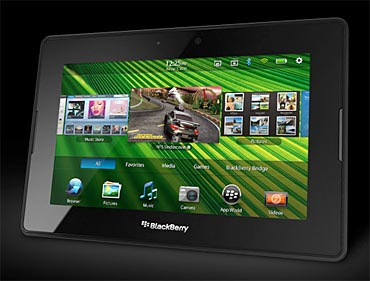 BlackBerry PlayBook review: Good but not a game changer