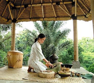 Bagus Jati Health and Wellbeing Retreat, Bali, Indonesia