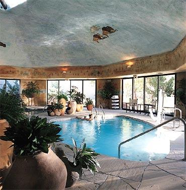 Canyon Ranch Health Resort Tucson, Arizona, USA