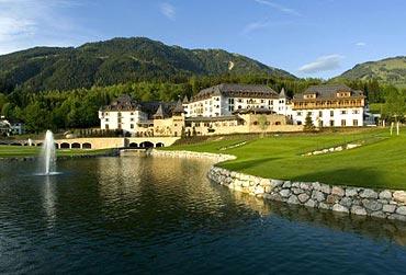 Grand SPA Resort A-ROSA Kitzbuehel, Tyrol, Austria