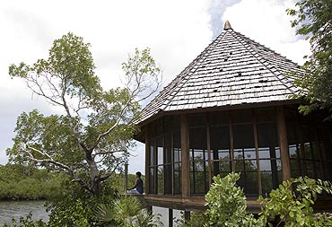 Parrot Cay and COMO Shambhala Retreat, Provinciales, Turks and Caicos Islands