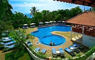 The Travancore Heritage, Kerala, India