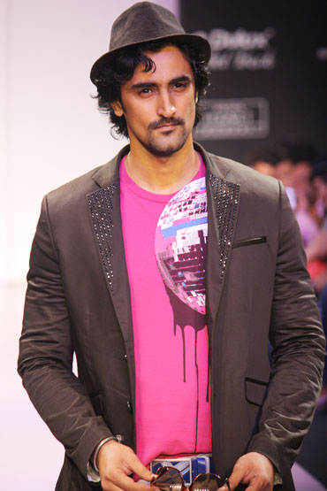 Kunal Kapoor for Energie