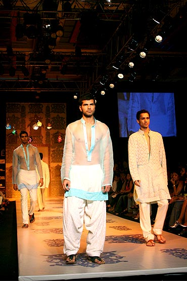 A Manish Malhotra creation.