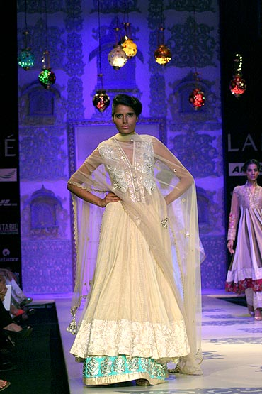 A Manish Malhotra creation