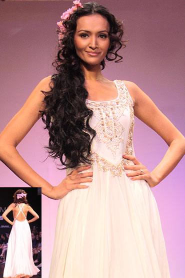Dipannita Sharma for Anita Dongre