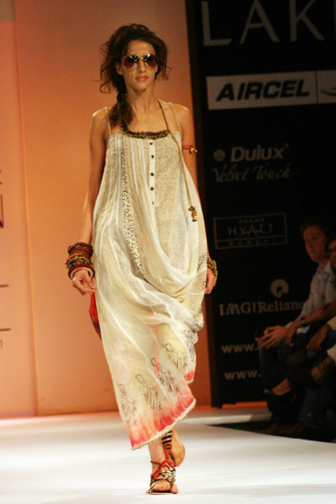 Alesia Raut for Babita M