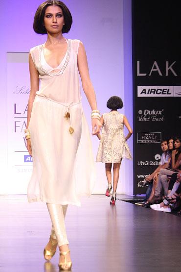 Sanea Shaikh for Siddhartha Tytler