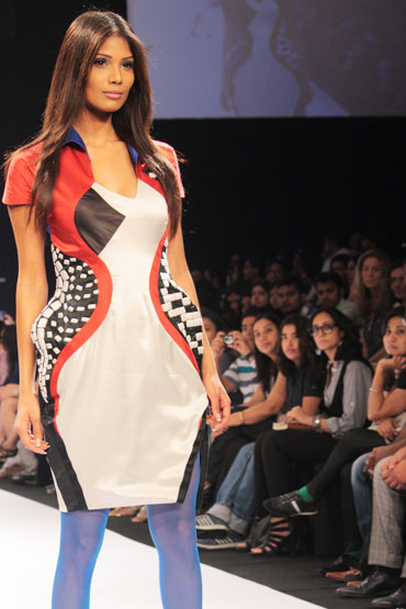 Nicole Faria for Abhishek Byas