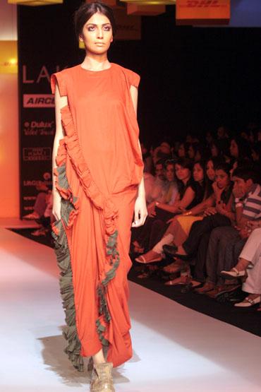 Sanea Shaikh for Kallol Datta
