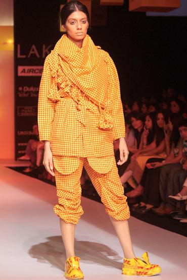 A Kallol Datta creation