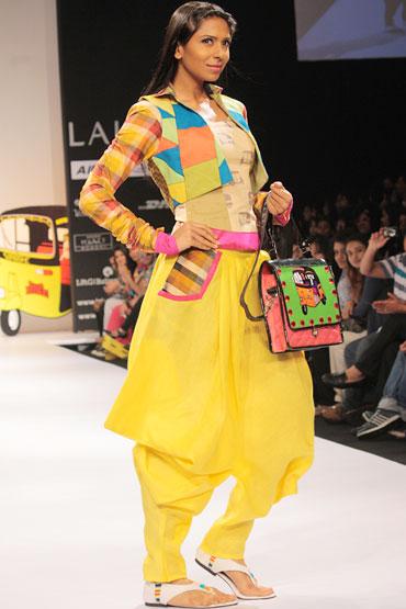 Candice Pinto for Sabah Khan