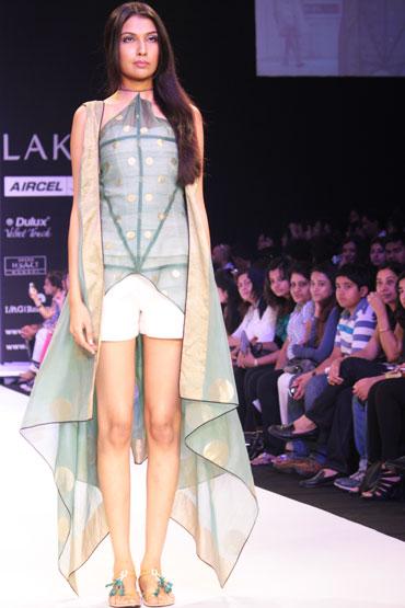 Sanea Shaikh for Vaishali S