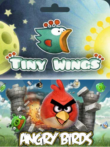 iPhone games: Tiny Wings knocks down Angry Birds